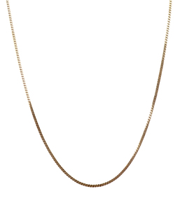 18k Yellow Gold Necklace, 4 grams
