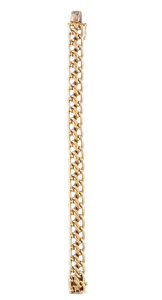 14k Gold Bracelet, 44.8 grams