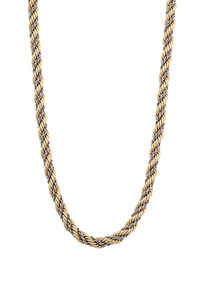 18k Gold Necklace, 136.8 grams