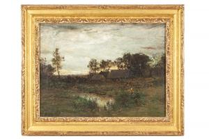 Arthur Parton (1842-1914) Painting