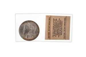 1884 O Silver Dollar
