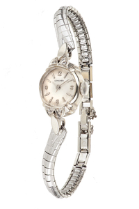 Diamond 14k Longines Watch