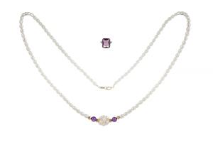 Spinel & Amethyst Jewelry