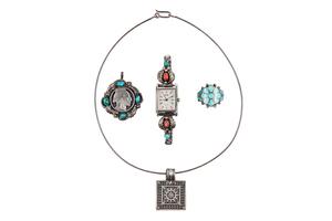 Assorted Southwest Style Jewelry