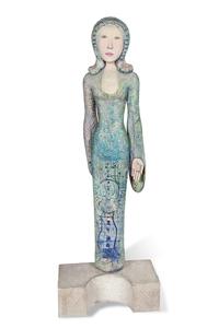 Camille VandenBerge Sculpture