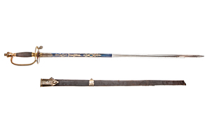 British 1796 Infantry officer's sword