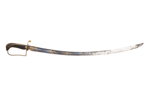Eaglehead Officer's Saber Sword by Berger of Paris
