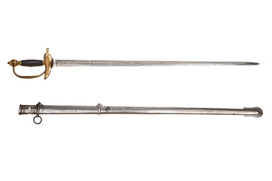 Ames 1832 General and Staff Officer's Sword