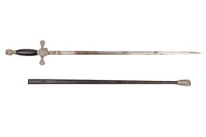 Ku Klux Klan Sword