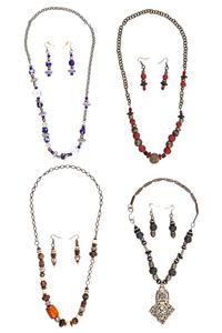 Assorted Beaded Jewelry
