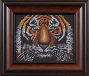 Lynn Morrison Drawing, Tiger