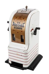 U.S. Postage Machine