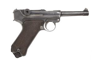 Erfurt Luger 9 mm 1916