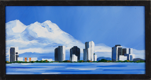Bob Miller Painting,