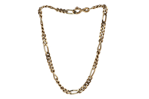 14k Gold Bracelet, 7.4 grams