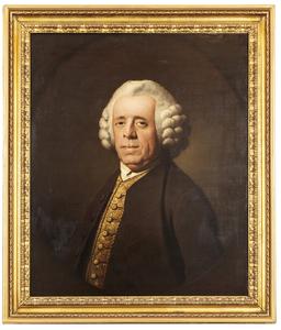 John Singleton Copley (1738-1815) Portrait of William Banbury, Esq.