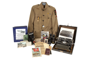 WWI & WWII Military Archive of Hanes Family