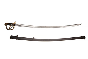 Ames 1840-60 mix Saber and Scabbard