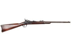 US 1873 Custer Range Trap Door Carbine