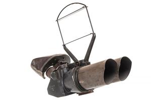 WWII German Fortress or Ship's Binoculars