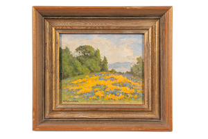 William F. Jackson (1850-1936) Painting,