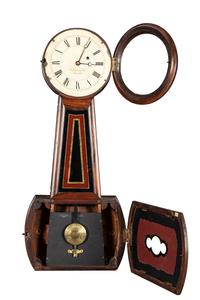 E. Howard No.4 Banjo Clock