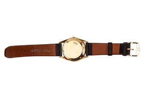 Universal Geneve Polerouter Date Wristwatch in Original Box