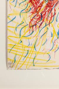 "Robert Arneson (1930-1992)  Lithograph, ""Pic"""