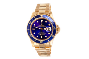 Men's 18k Rolex Oyster Perpetual Date Submariner