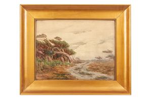 Stella Gertrude Trask (1869-1940) Painting