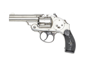 Pat Garrett's American Arms Company Break Top Revolver