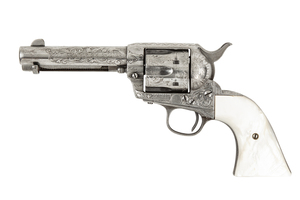 William S. Hart's Colt Single Action Army Revolver