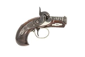 Peanut Sized Derringer Pocket Pistol By J. Deringer