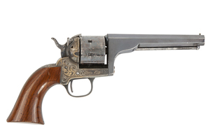 Moore Seven Shot Revolver