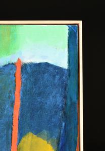 EMILY MASON (American 1932-2019) A PAINTING,