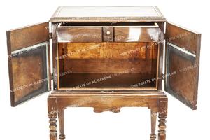 Al and Mae Capone's Decorative Cigar Humidor
