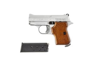 Sonny Capone's .25 Caliber Automatic Pistol
