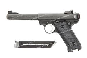 Sonny Capone's Semi-Automatic Pistol