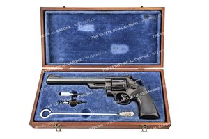 Sonny Capone's Smith and Wesson Revolver