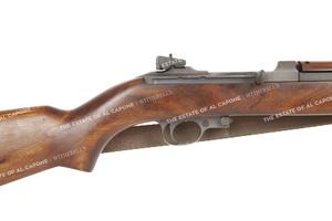 Sonny Capone's US M-1 Carbine
