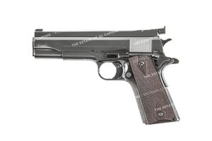 Sonny Capone's Colt Semi-Automatic Commander