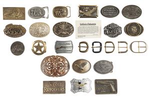 Sonny Capone's Commemorative Belt Buckle Collection (23)