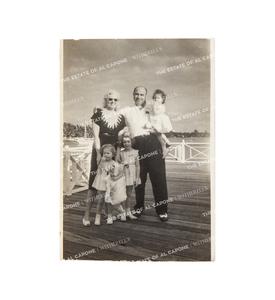 The Last Photograph Taken of Al Capone