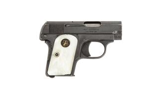 Colt Model 1908 Hammerless .25 Caliber