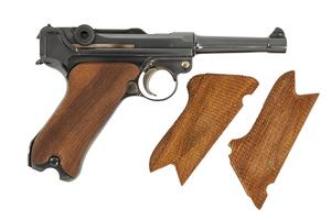 Luger P08 in 9 MM. DWM Pistol