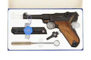 Luger P08 .9 MM. Pistol