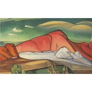 Tarmo Pasto (American, 1906-1986) Painting,