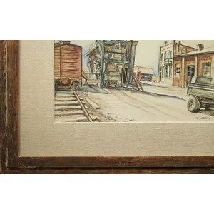 Stuybesant Van Veen (1910-1987) Painting