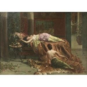 Eugene Ansen Hofmann Painting