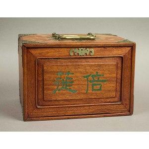 Majong Set in 5-Drawer Box